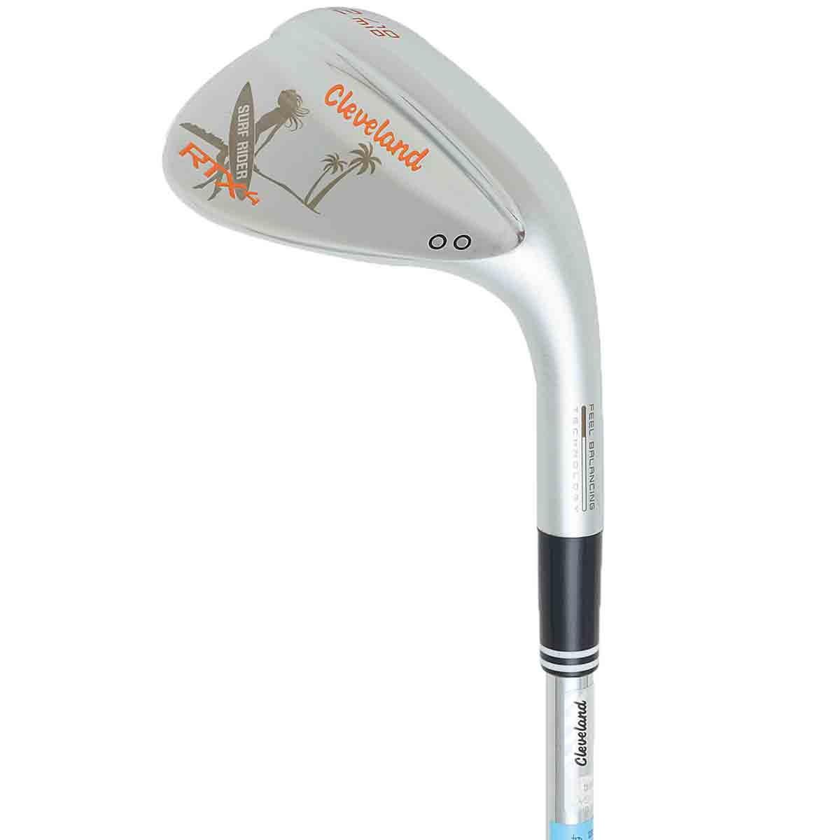 クリーブランド(Cleveland Golf) RTX4 SF ツアーサテン仕上げ ウェッジ ダイナミックゴールド