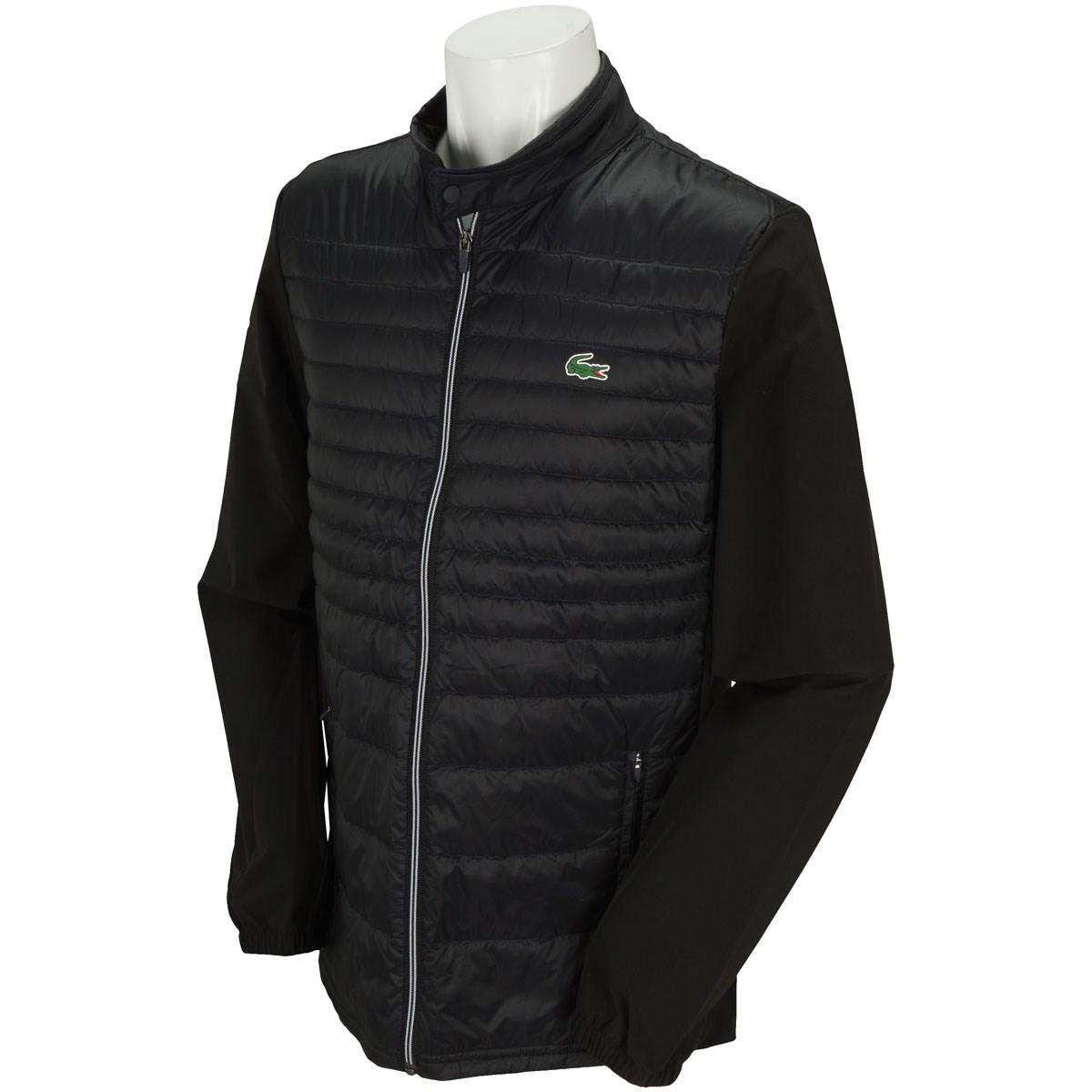 ラコステ ストレッチキルティングジャケット