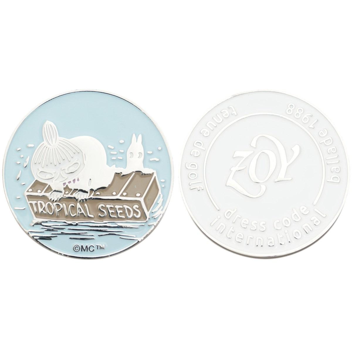 ZOY Moomin カジノチップマーカー