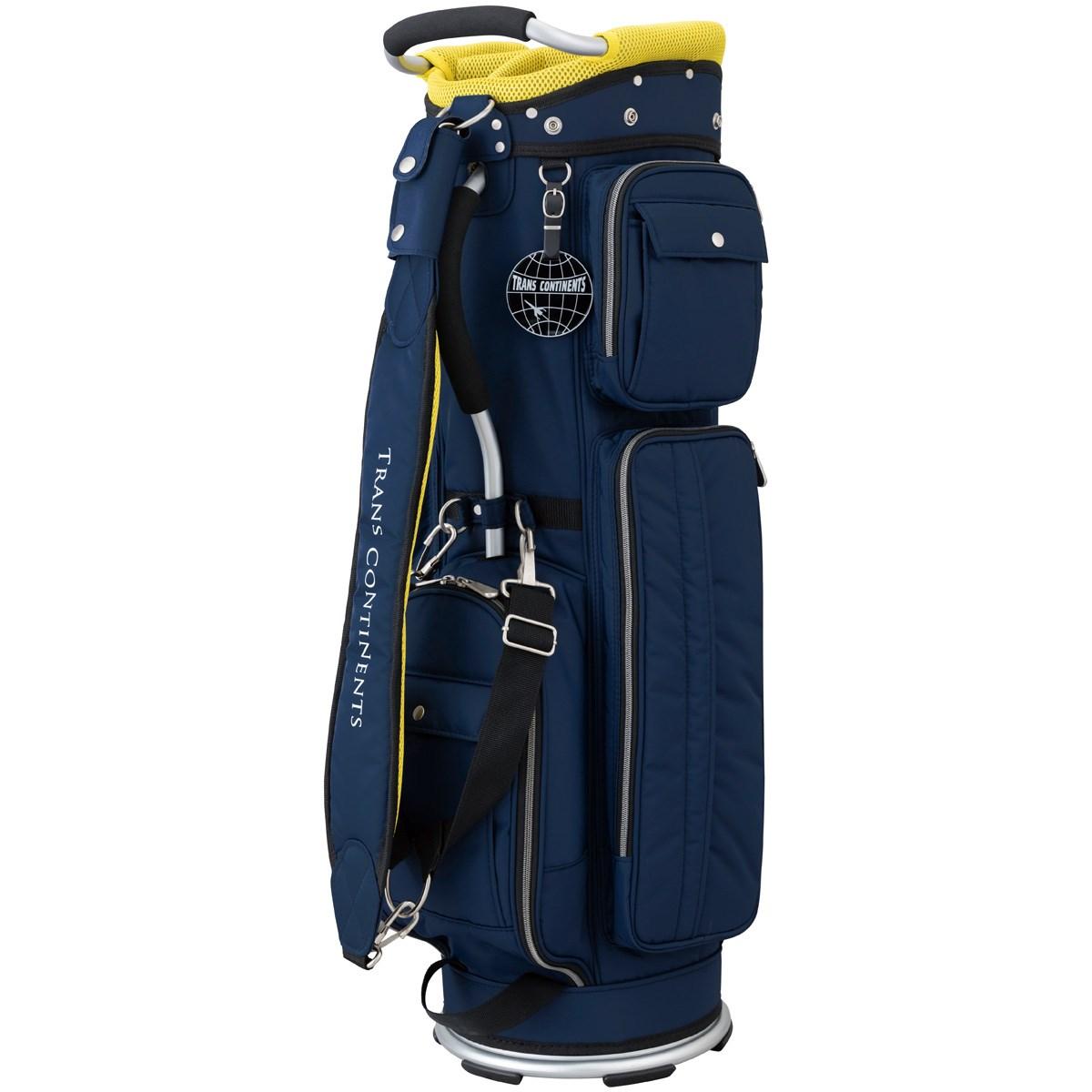 <ゴルフダイジェスト> [2018年モデル] トランスコンチネンツ キャディバッグ ゴルフ