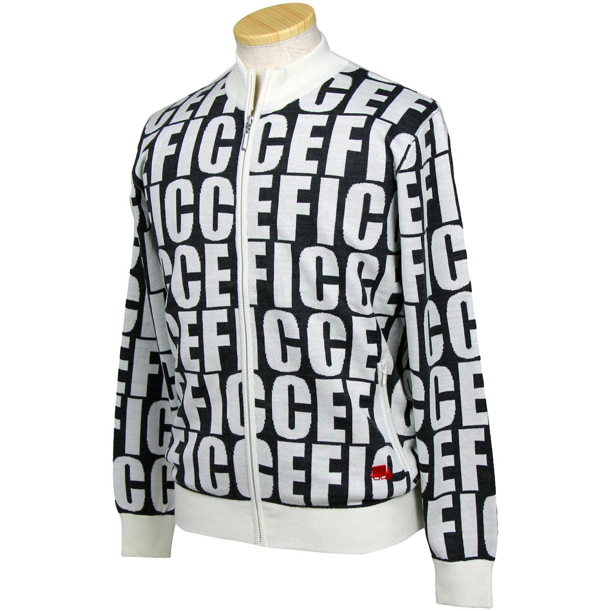 ジップセーター