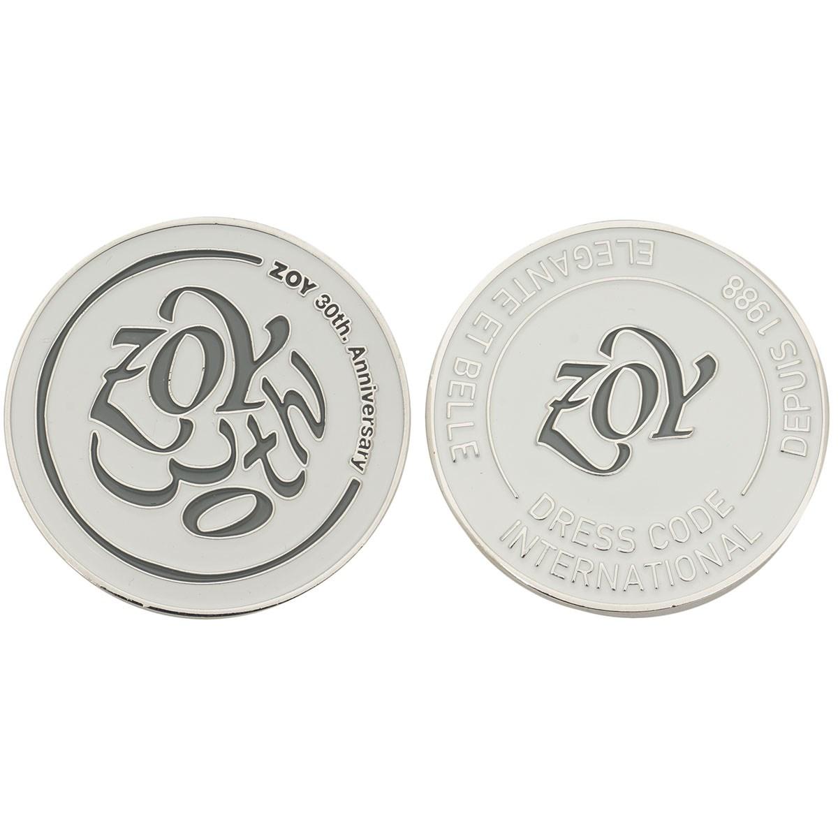 ZOY ゾーイ 30周年ペアマーカー グレー