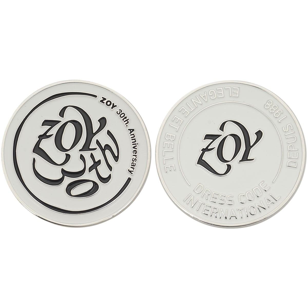 ZOY ゾーイ 30周年ペアマーカー ブラック