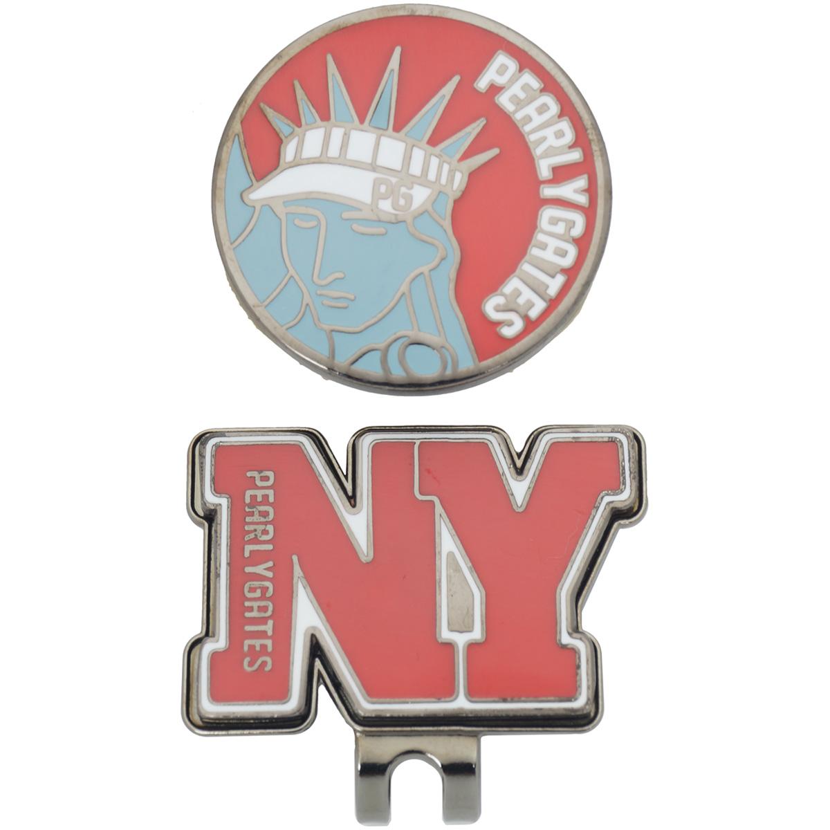 NYCお土産鉄マーカー