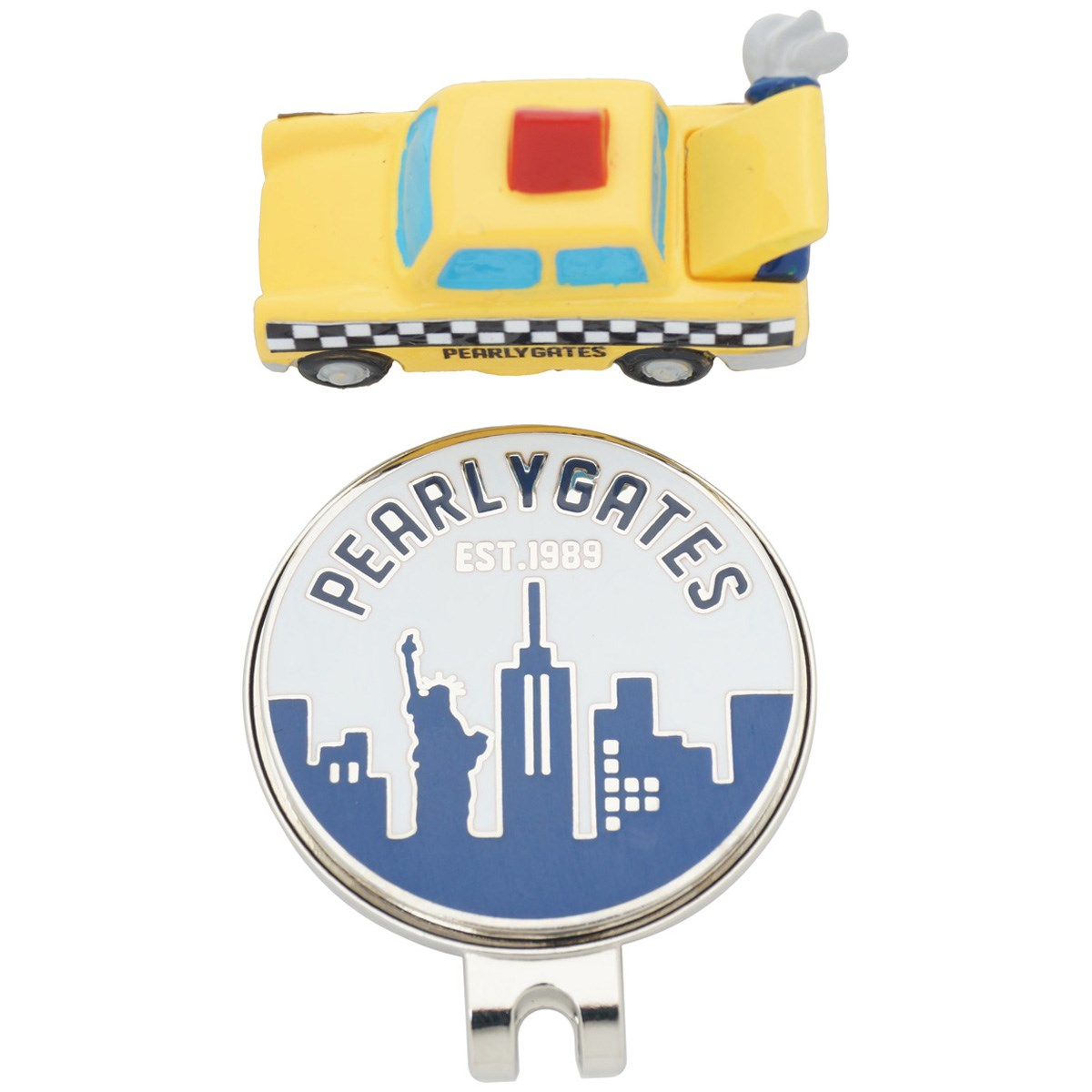 パーリーゲイツ タクシー立体マーカー