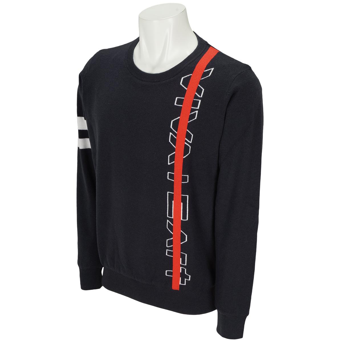 PBTダイナホットクルーネックセーター