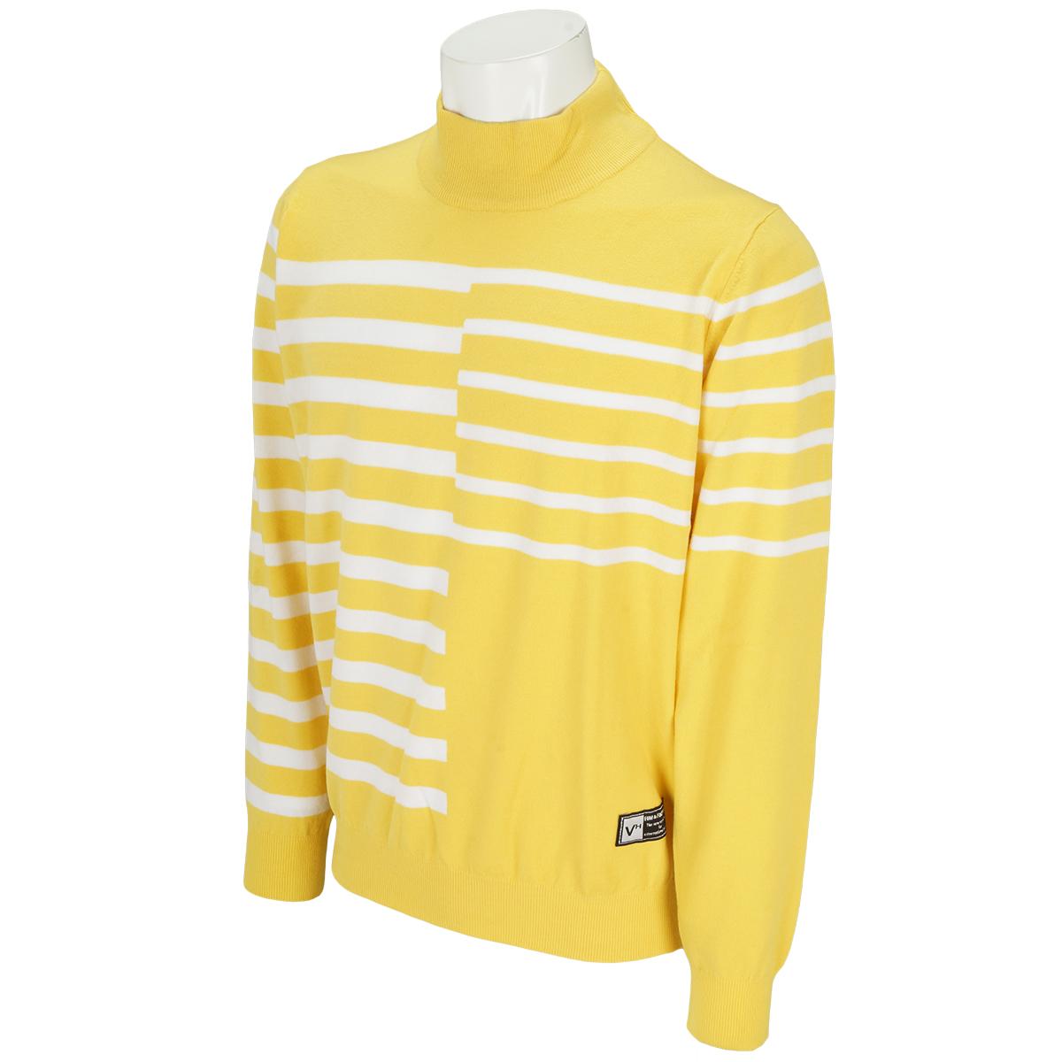 PBTダイナホットハイネックセーター