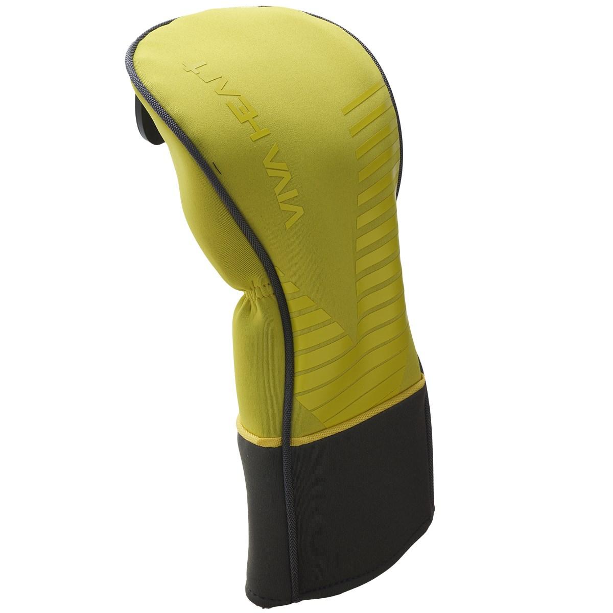 ビバハート VIVA HEART GDO限定 ネオプレーンヘッドカバー FW用 イエロー 32 メンズ ゴルフ