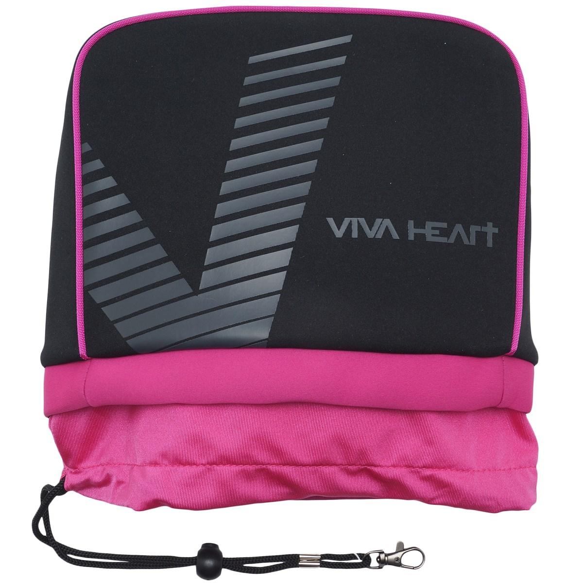ビバハート VIVA HEART GDO限定 ネオプレーンアイアンカバー ブラック 19 メンズ ゴルフ