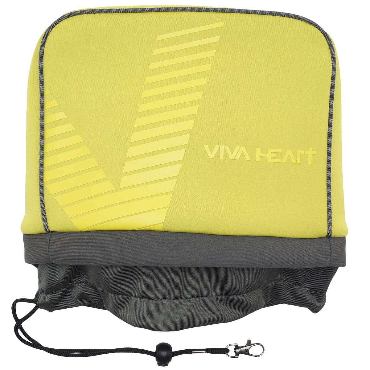 ビバハート VIVA HEART GDO限定 ネオプレーンアイアンカバー イエロー 32 メンズ ゴルフ