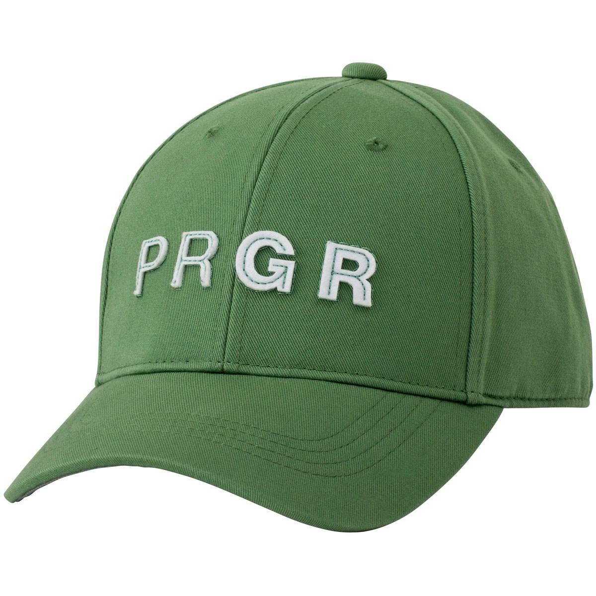 プロギア(PRGR) やわらかつば クラシックキャップ