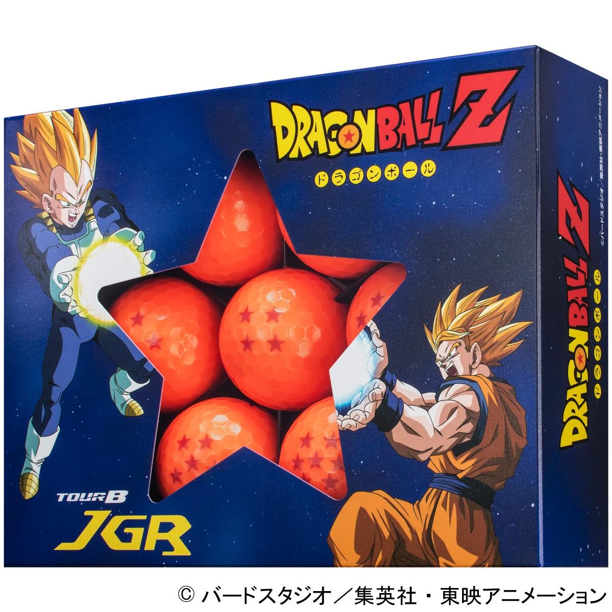 ブリヂストン(BRIDGESTONE GOLF) JGR ドラゴンボール ボール 7個セット