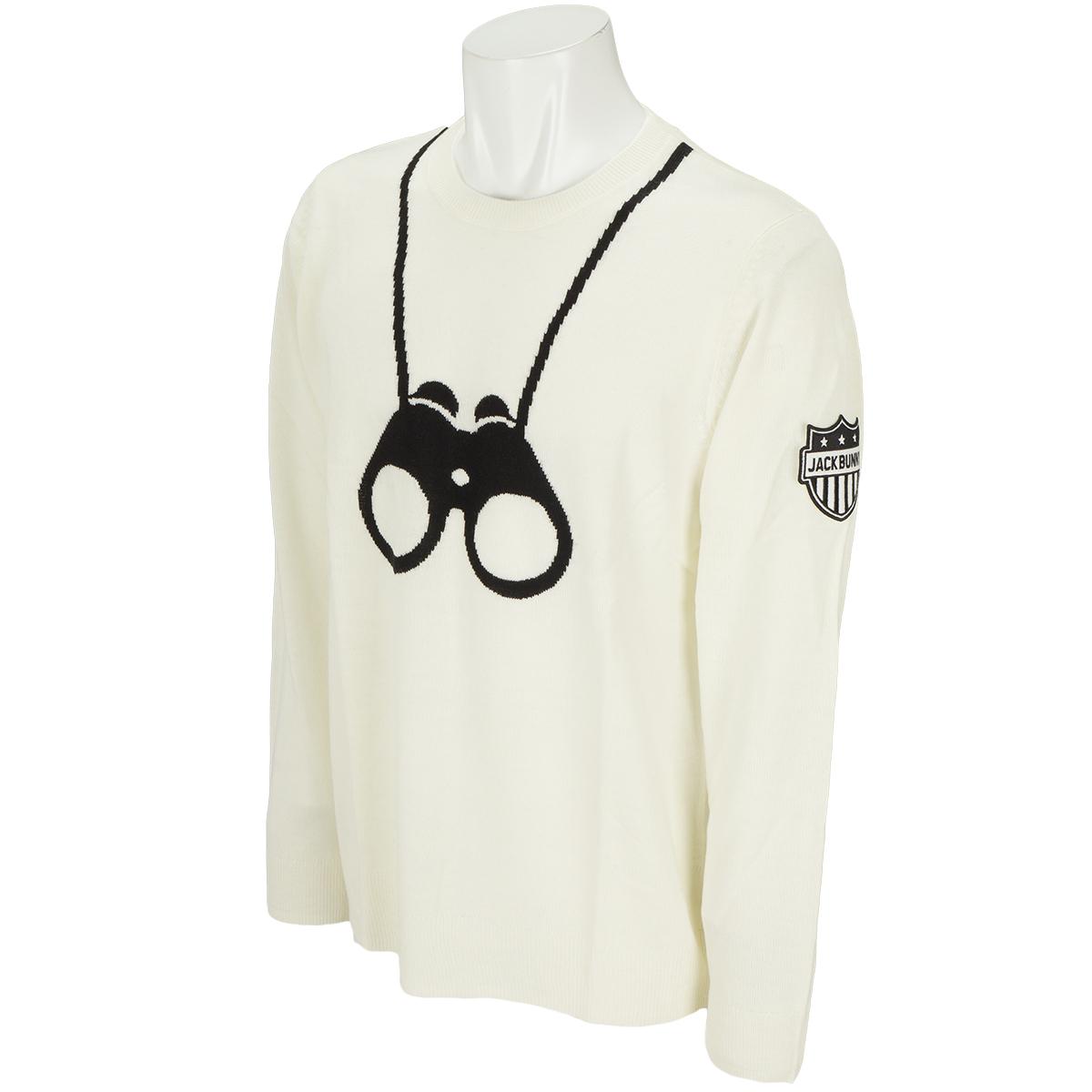 Antwerpe インターシャ セーター