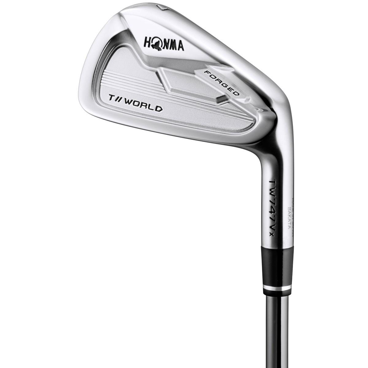 本間ゴルフ(HONMA GOLF) ツアーワールド TW747 Vx アイアン(6本セット) VIZARD IB-WF 85