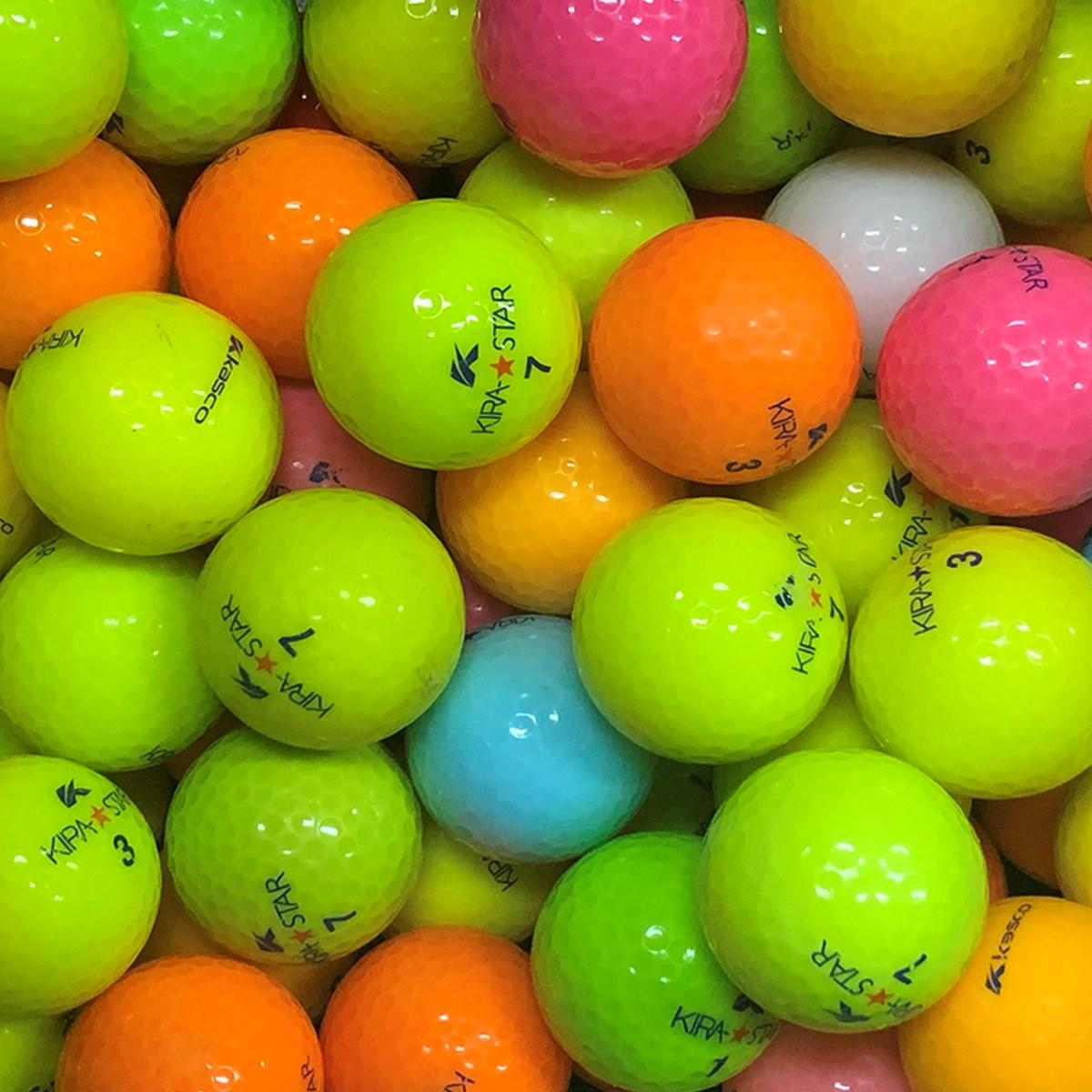 ロストボール キャスコ キラスター 年代混合ECOボール 30個セットレディス