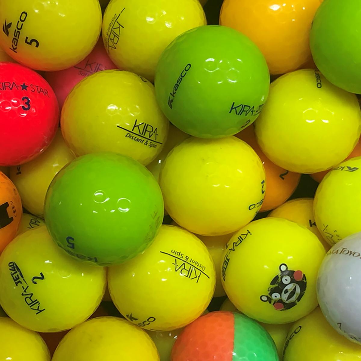 キャスコ キラシリーズ 銘柄混合ECOボール 30個セットレディス