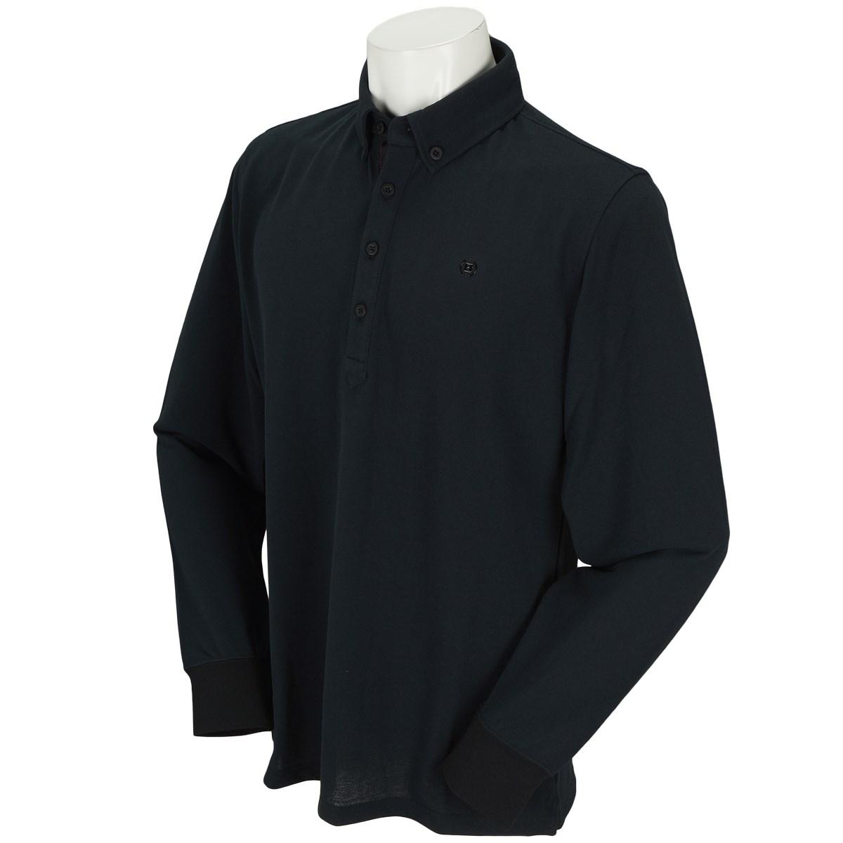 ブリーフィング 長袖ポロシャツ