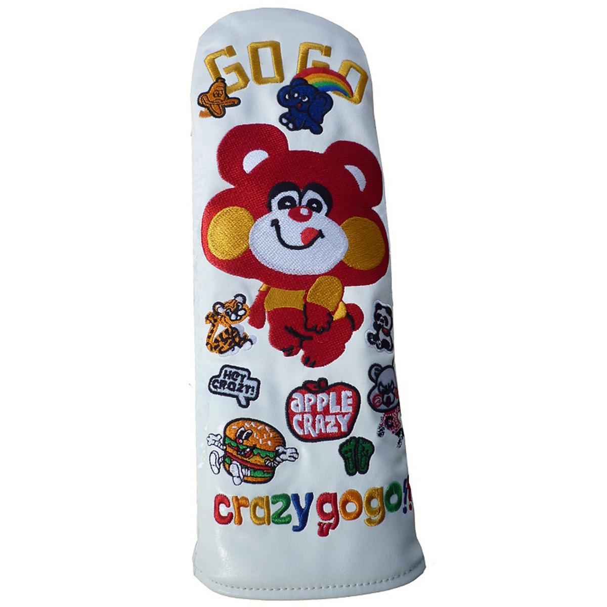 CRAZY GO GO!! ヘッドカバー FW用