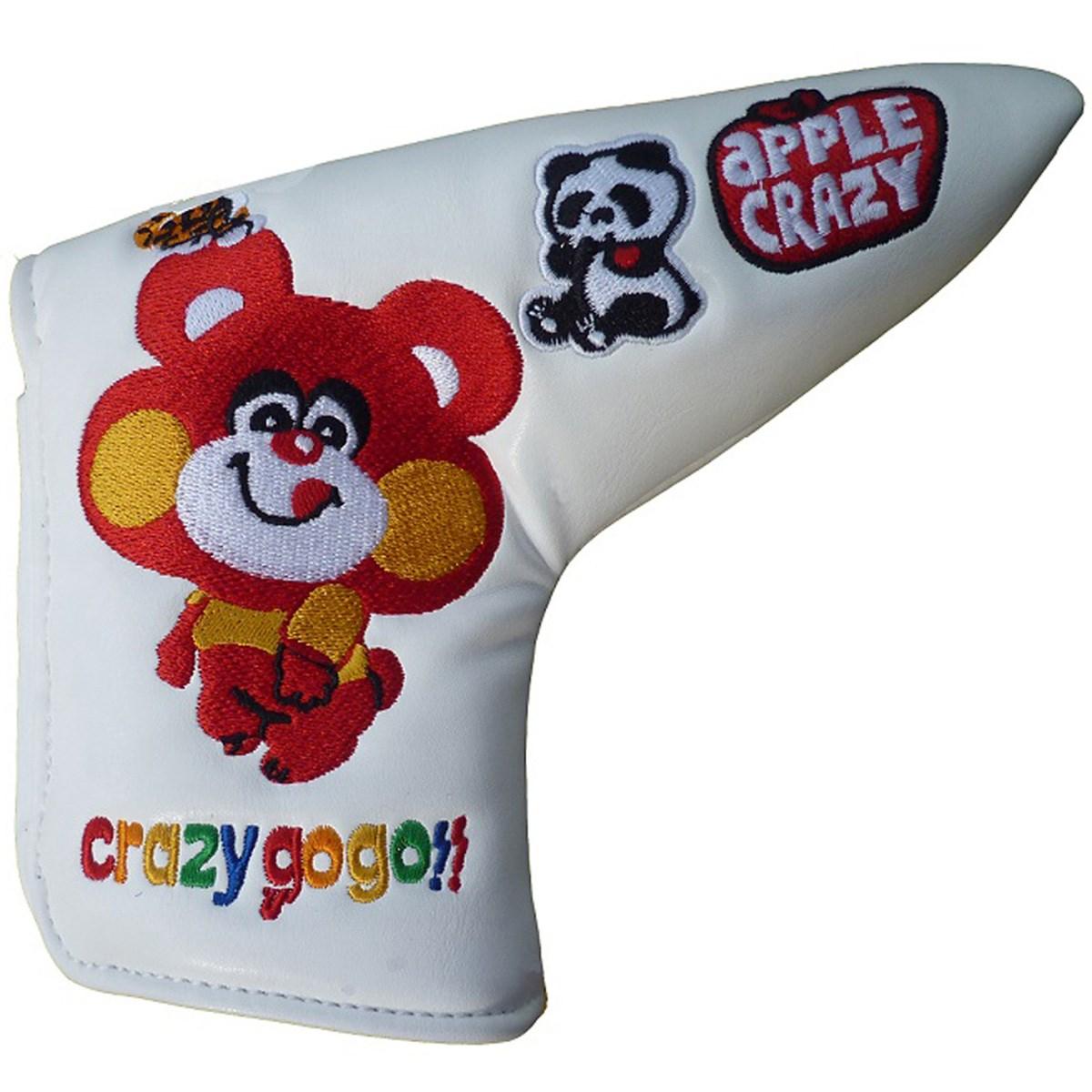 CRAZY GO GO!! パターカバー ホワイト