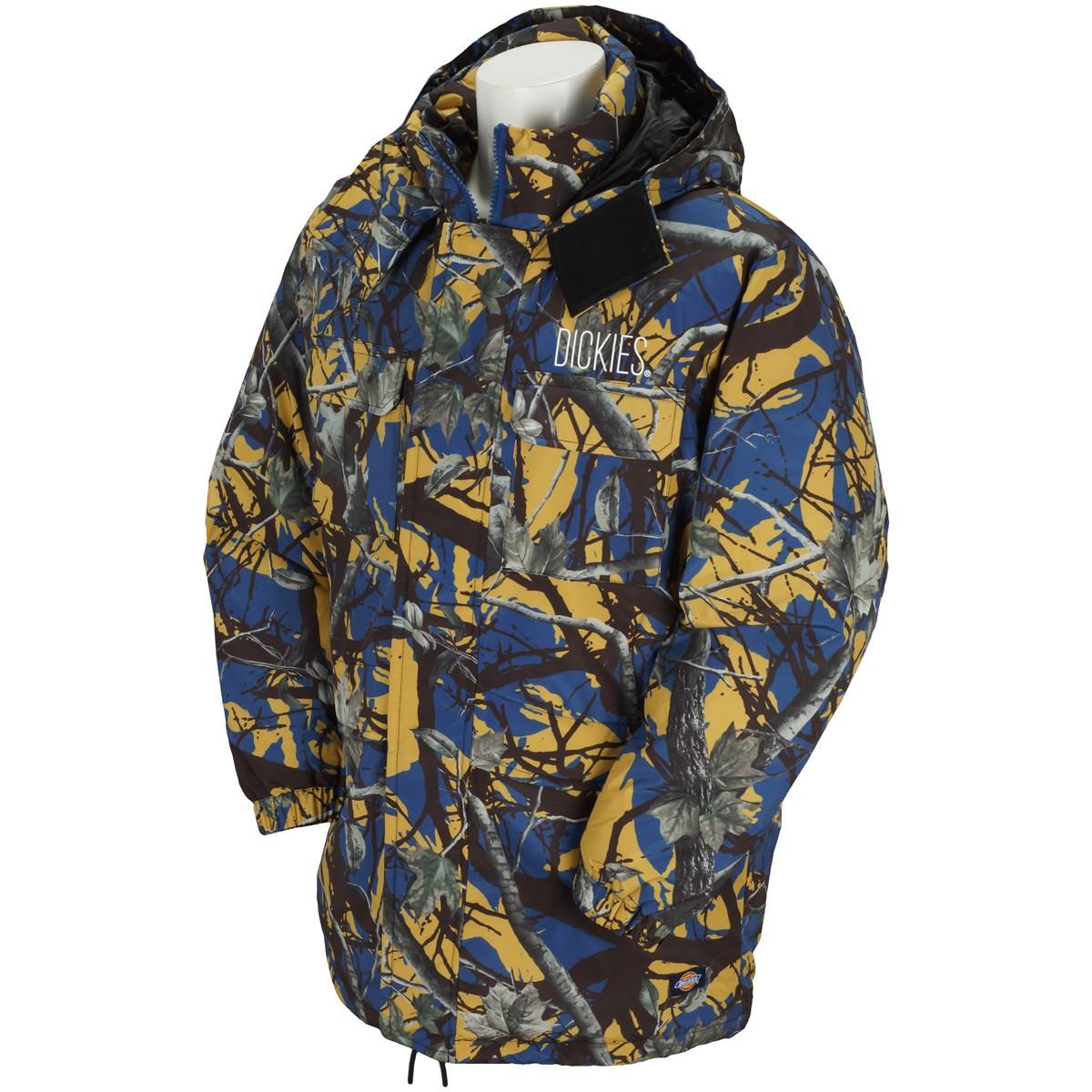 ディッキーズ ツリーカモ柄タスランナイロンプリントルーズフィットダウンN-3Bジャケット