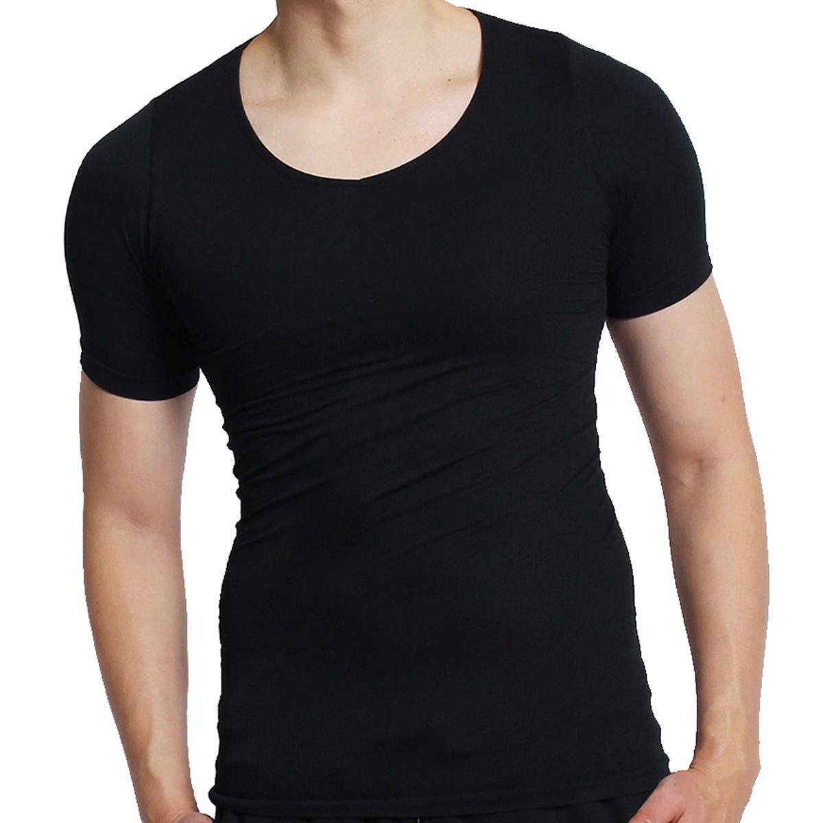RIZAP×TAKEO KIKUCHI コラボインナー半袖Tシャツ
