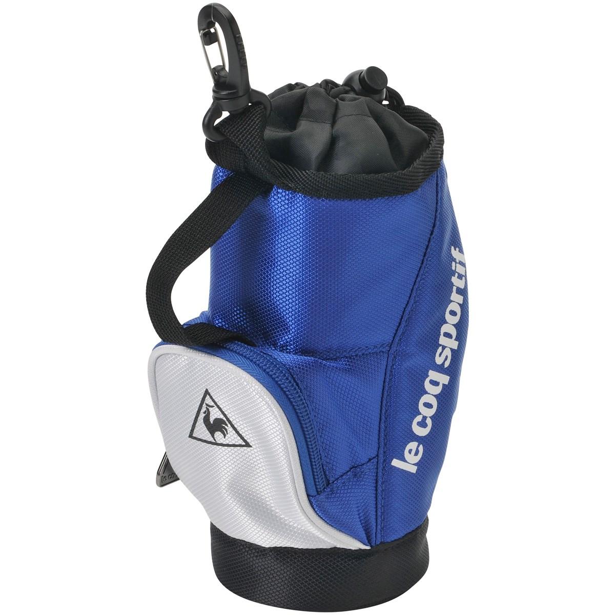 ルコックゴルフ Le coq sportif GOLF ボトルケース ブルー BL00