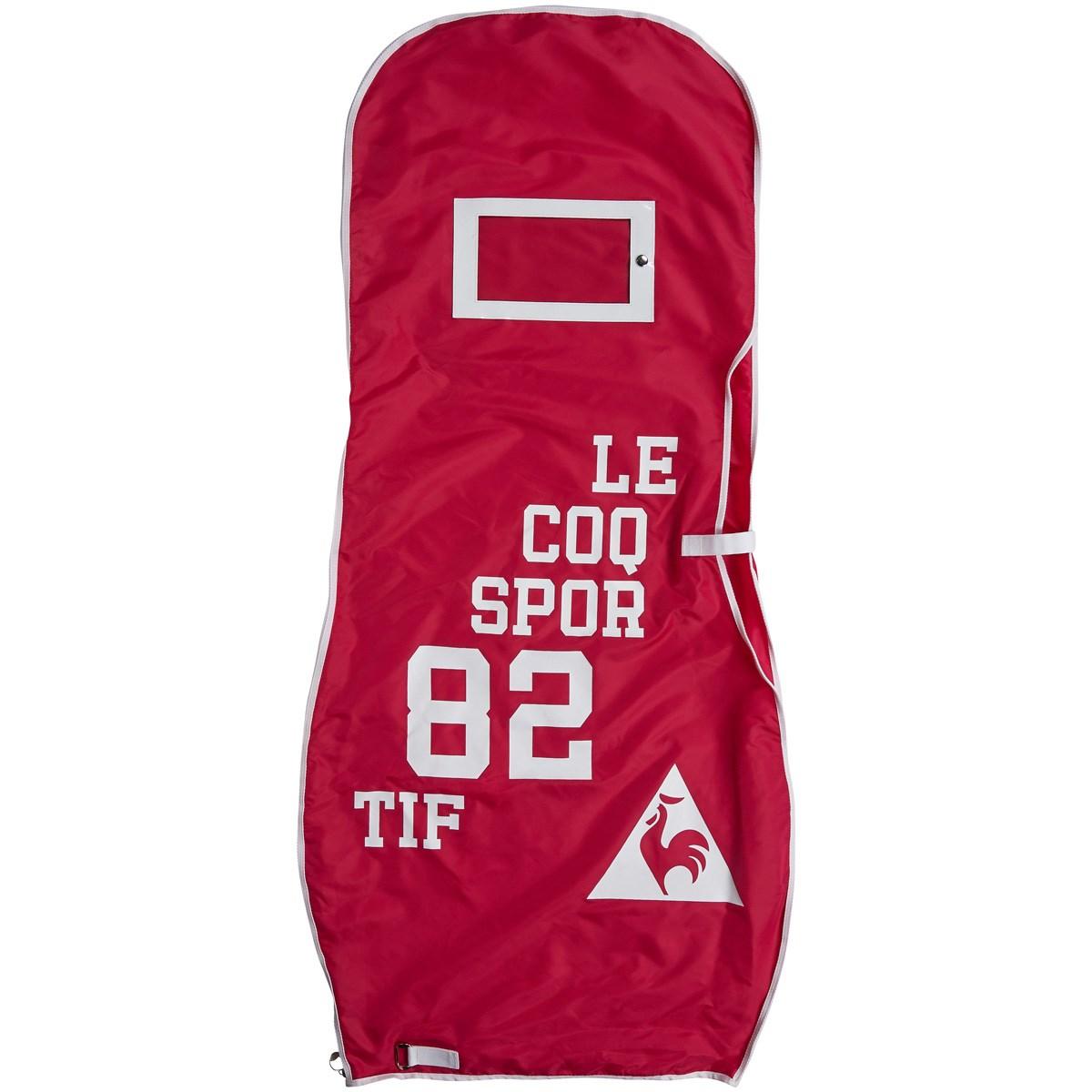 [2019年モデル] ルコックゴルフ Le coq sportif GOLF トラベルカバー ピンク PK00 レディース