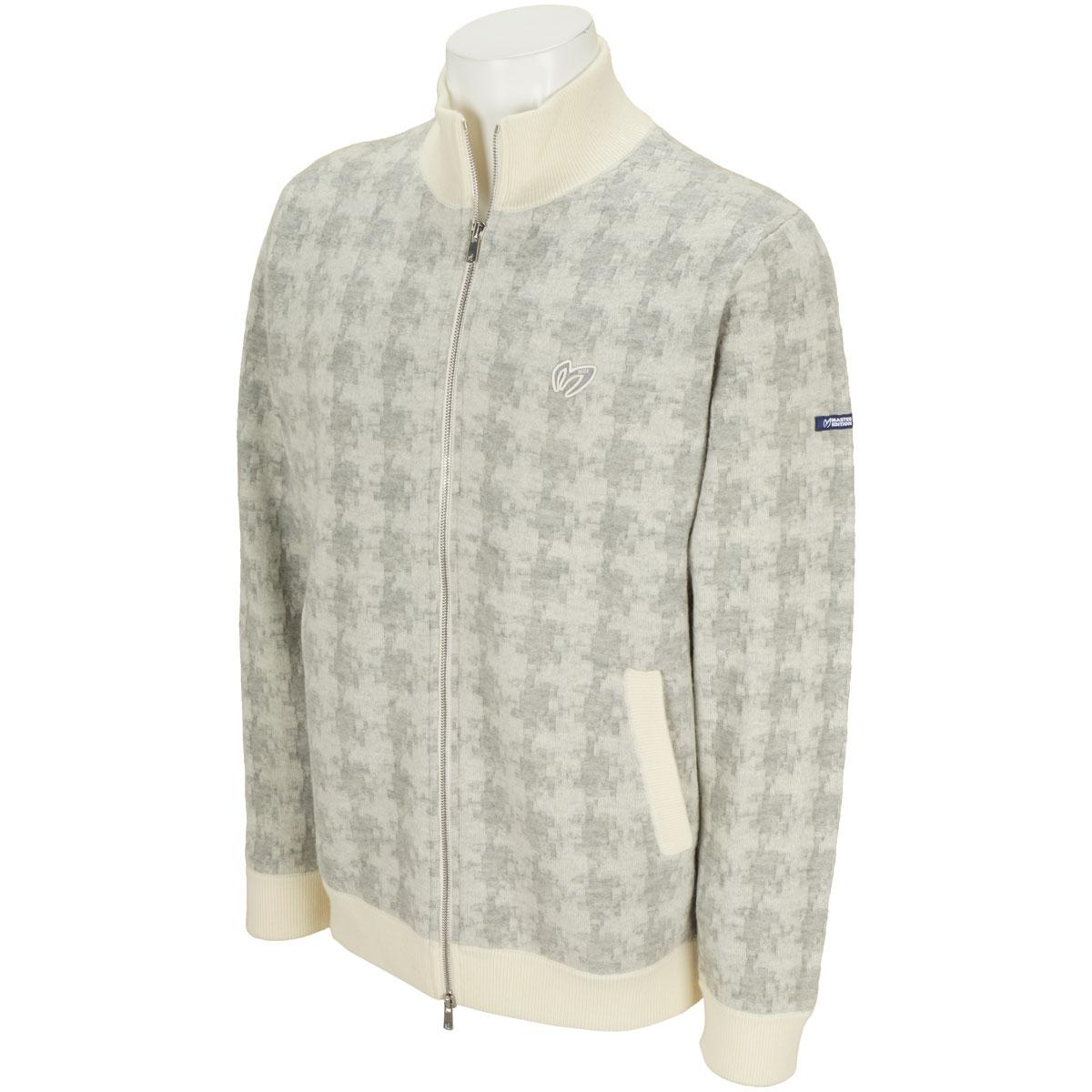 圧縮千鳥セーター
