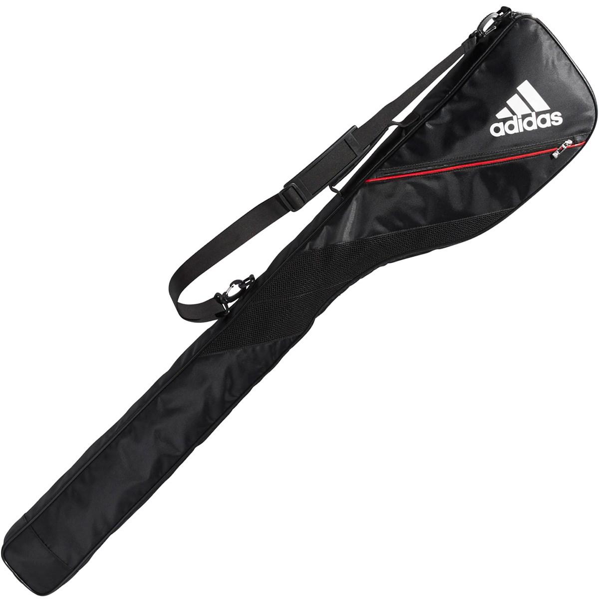 アディダス Adidas クラブケース ブラック/レッド
