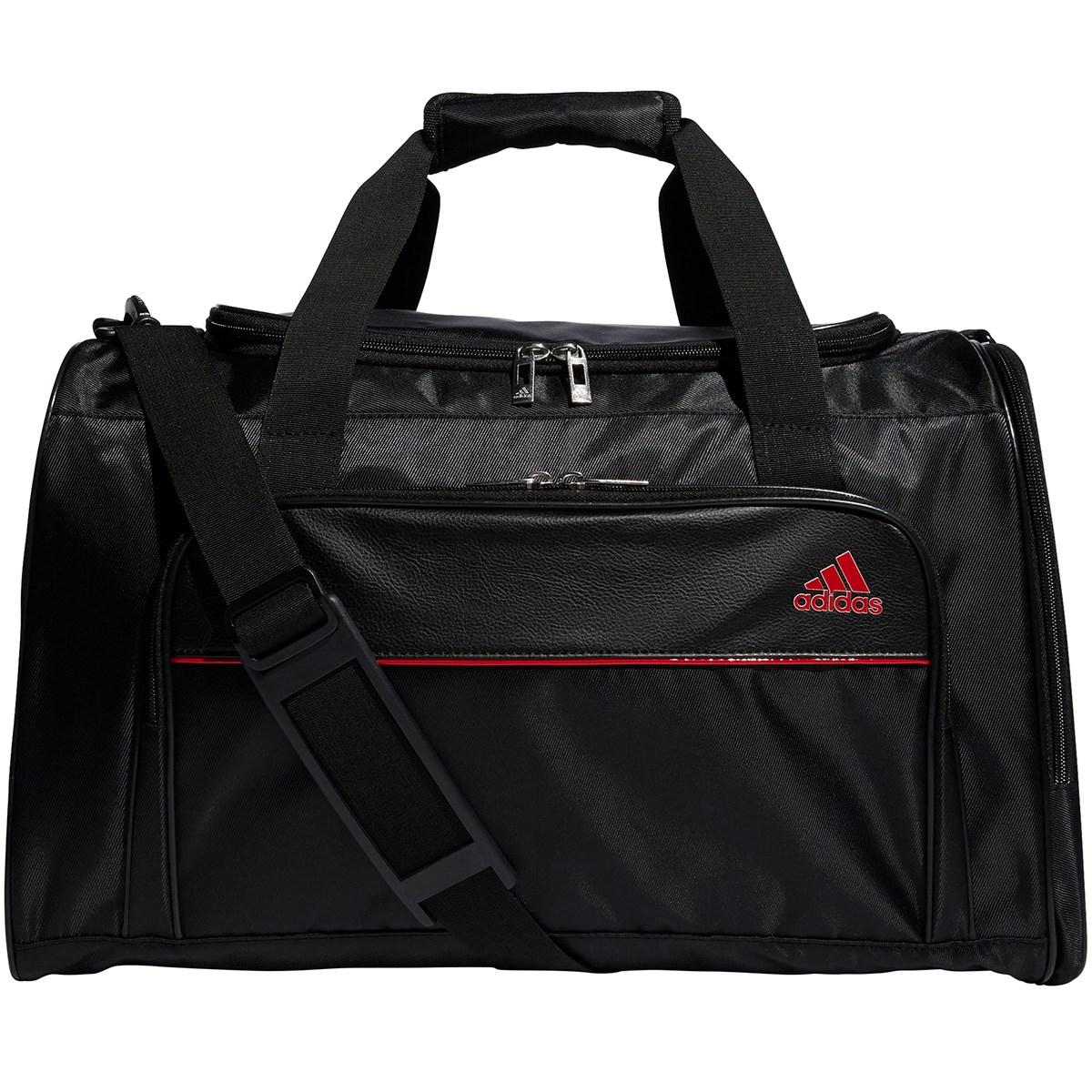 アディダス Adidas ボストンバッグ ブラック/レッド