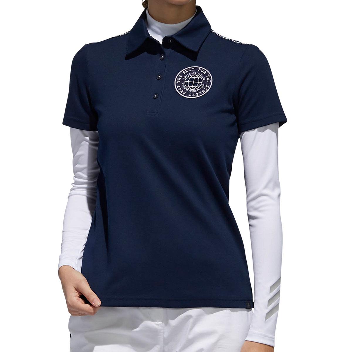 早くも登場!ポロシャツなどアディダス2019年春夏ゴルフウェア