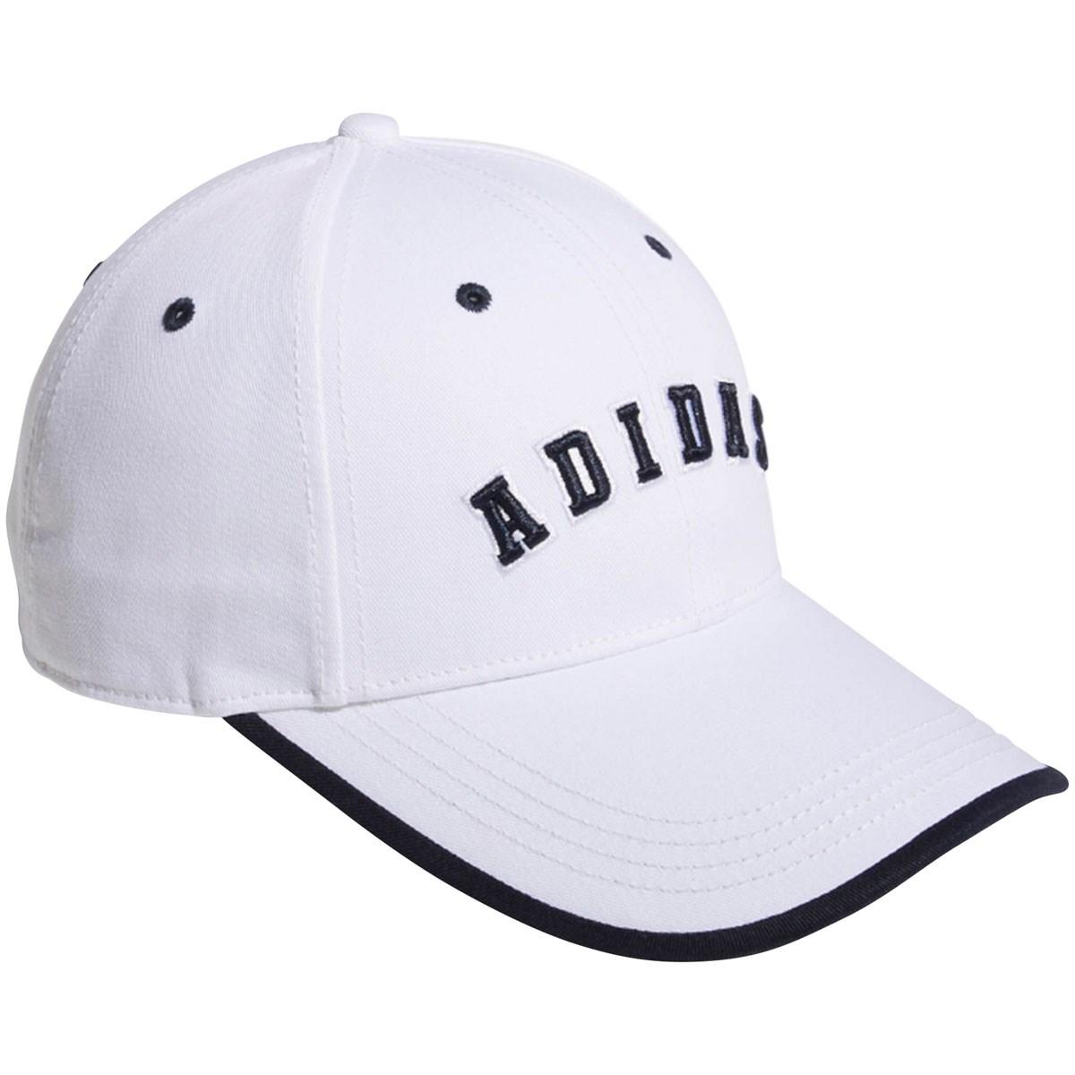 アディダス Adidas ADICROSS ツイルキャップ フリー ホワイト レディス