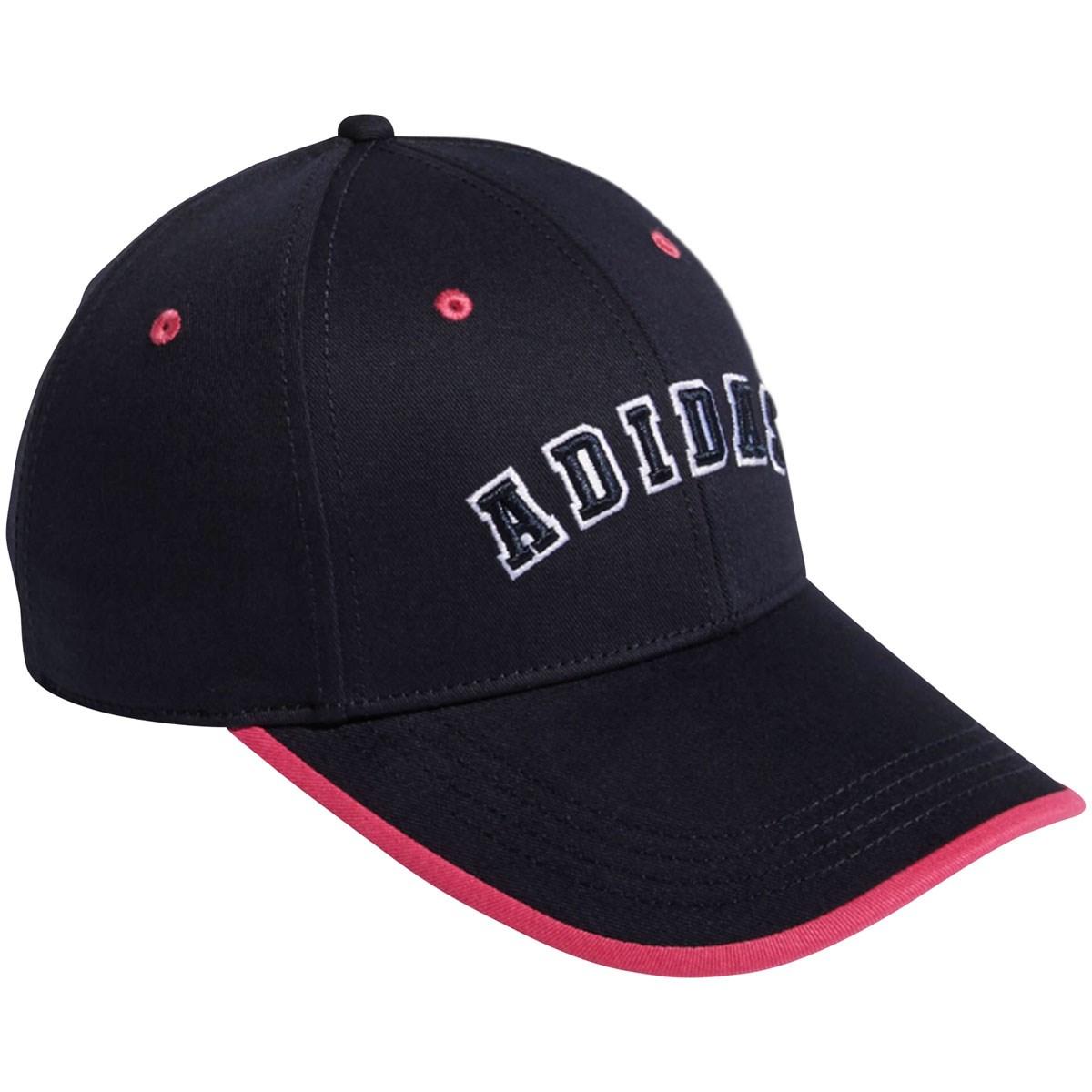 アディダス Adidas ADICROSS ツイルキャップ フリー ネイビー レディス
