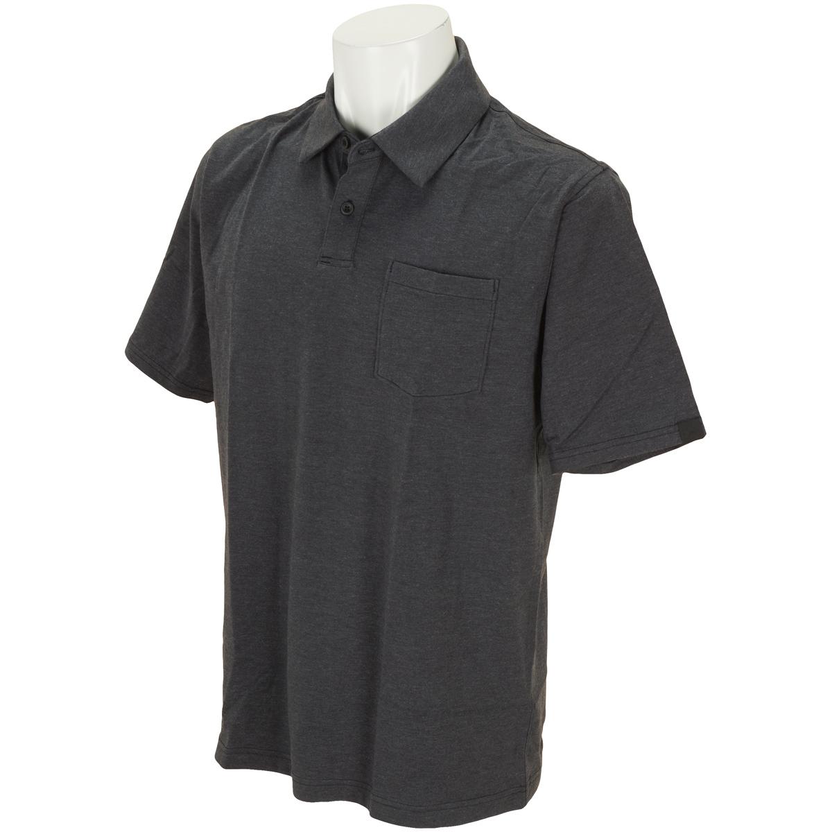 UA NEW CC Scramble 半袖ポロシャツ