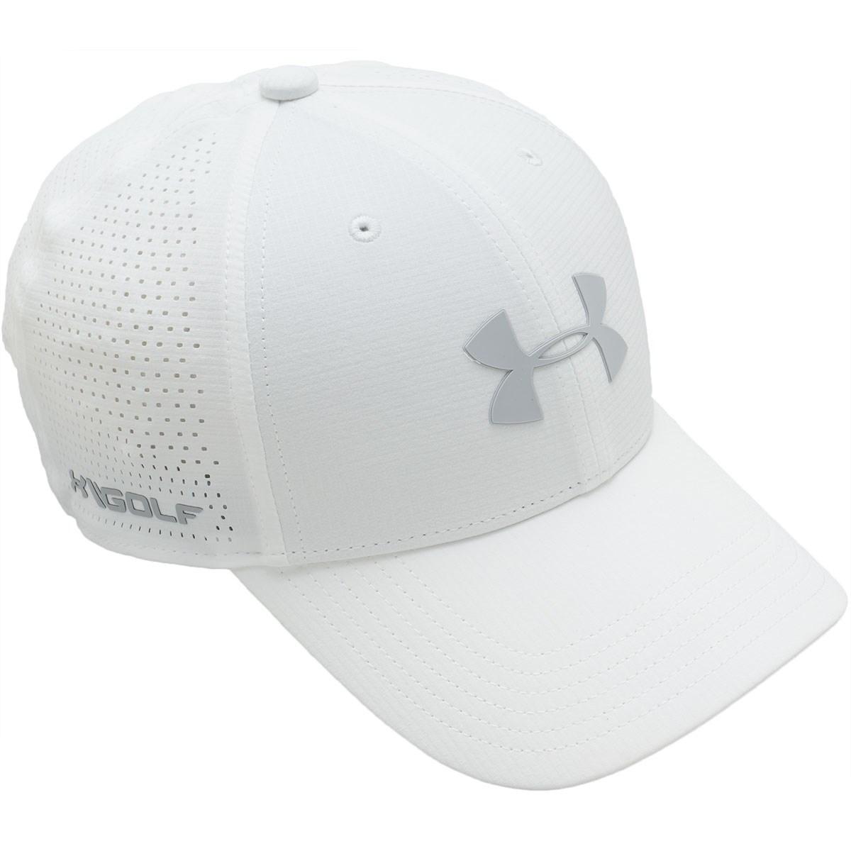 アンダーアーマー Under Armour UA ドライバーキャップ 3.0 ワンサイズ White/Mod Gray
