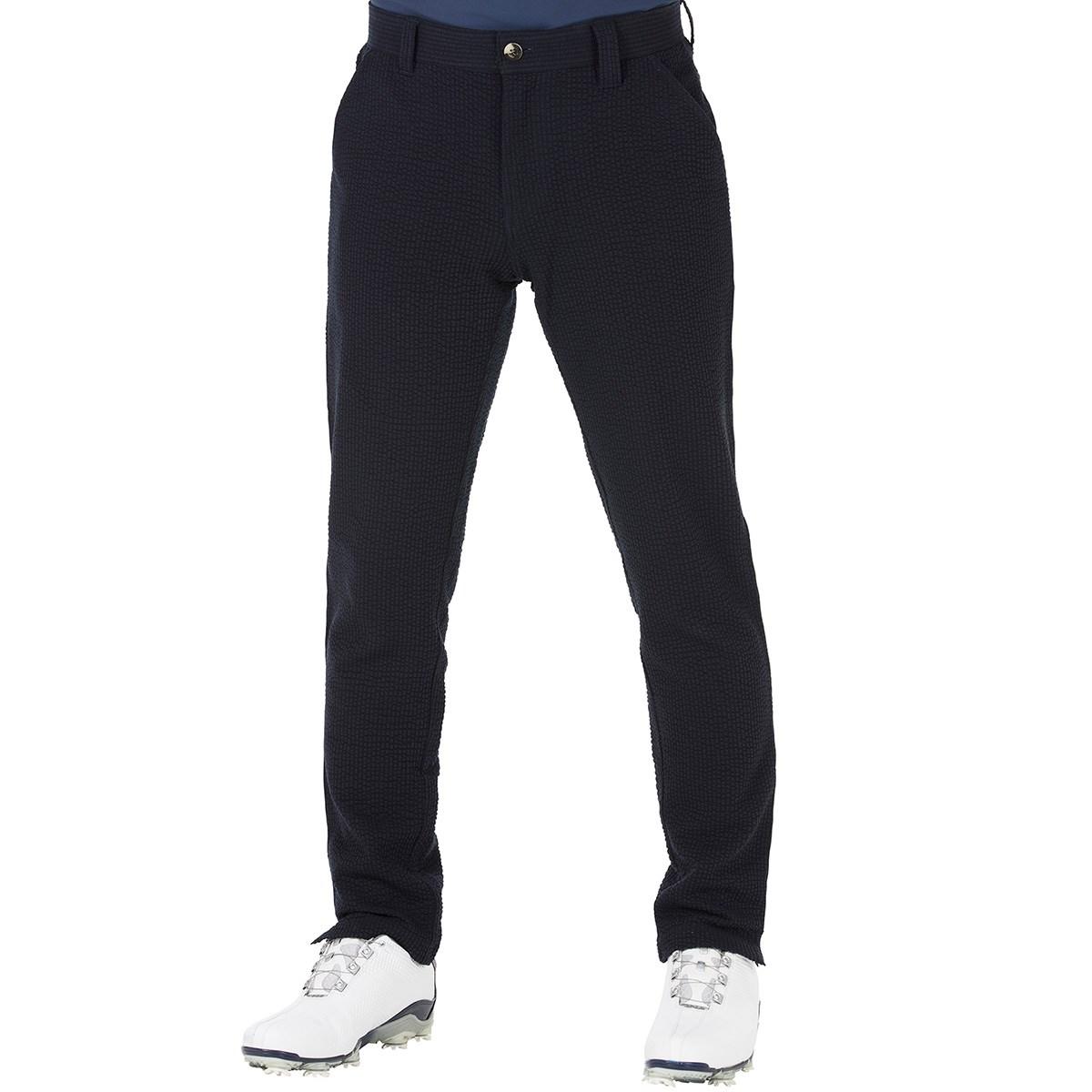 GDO オリジナル GDO ORIGINAL サッカージャージパンツ 股下79cm 1:ウエスト目安75-77 ネイビー