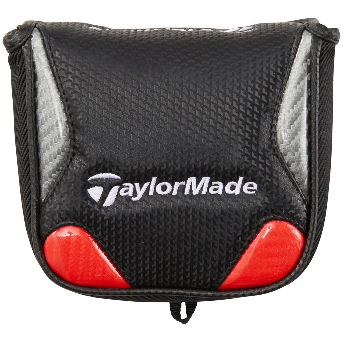 [2019年モデル] テーラーメイド taylormade G-7 パターカバー ブラック/ガンメタリック メンズ ゴルフ