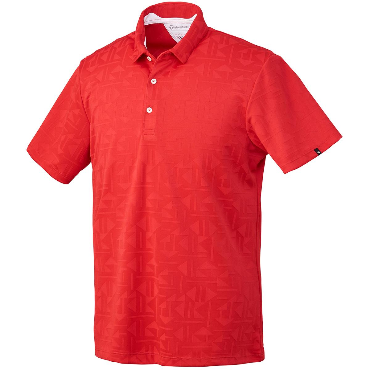 オールオーバー 半袖ポロシャツ