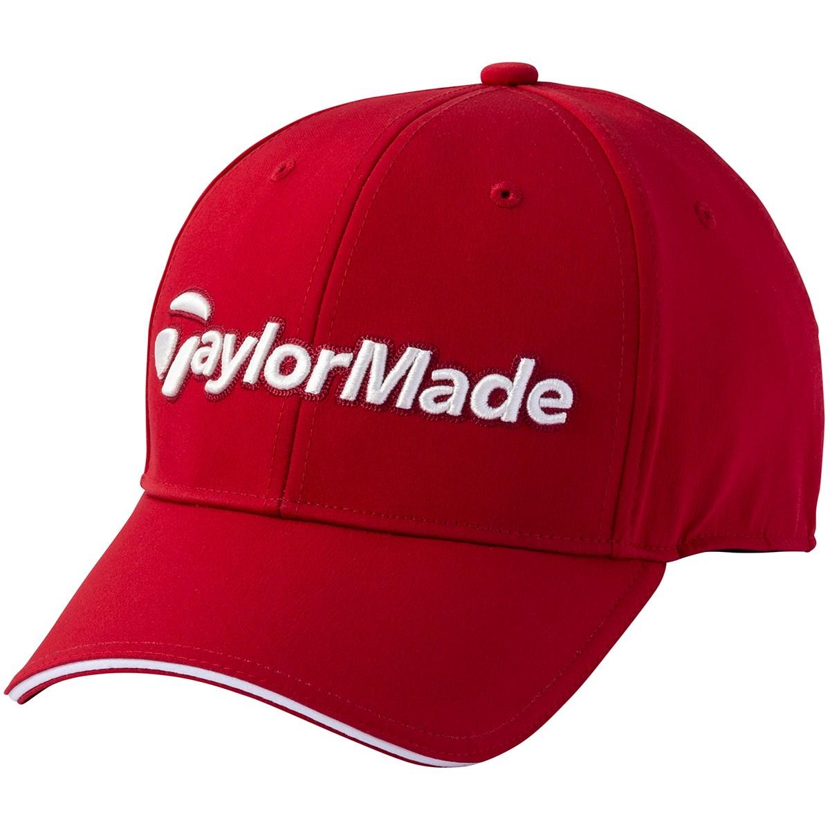 テーラーメイド(Taylor Made) ベーシック ロゴキャップ