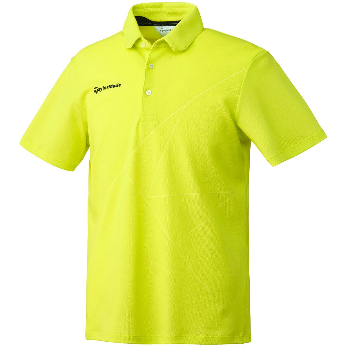 グラフィック 半袖ポロシャツ