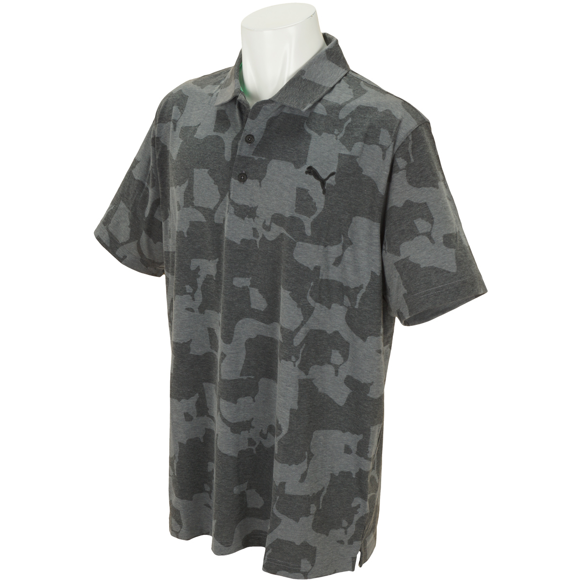 ユニオン カモ 半袖ポロシャツ