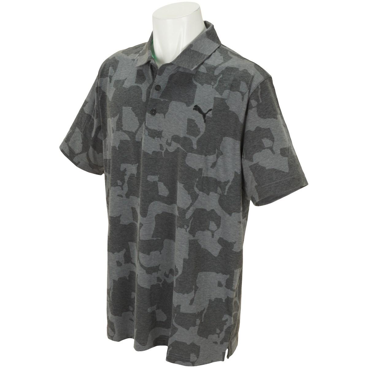 プーマ(PUMA) ユニオン カモ 半袖ポロシャツ