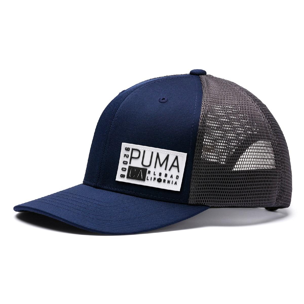 プーマ(PUMA) California Collection トラッカー スナップバックキャップ