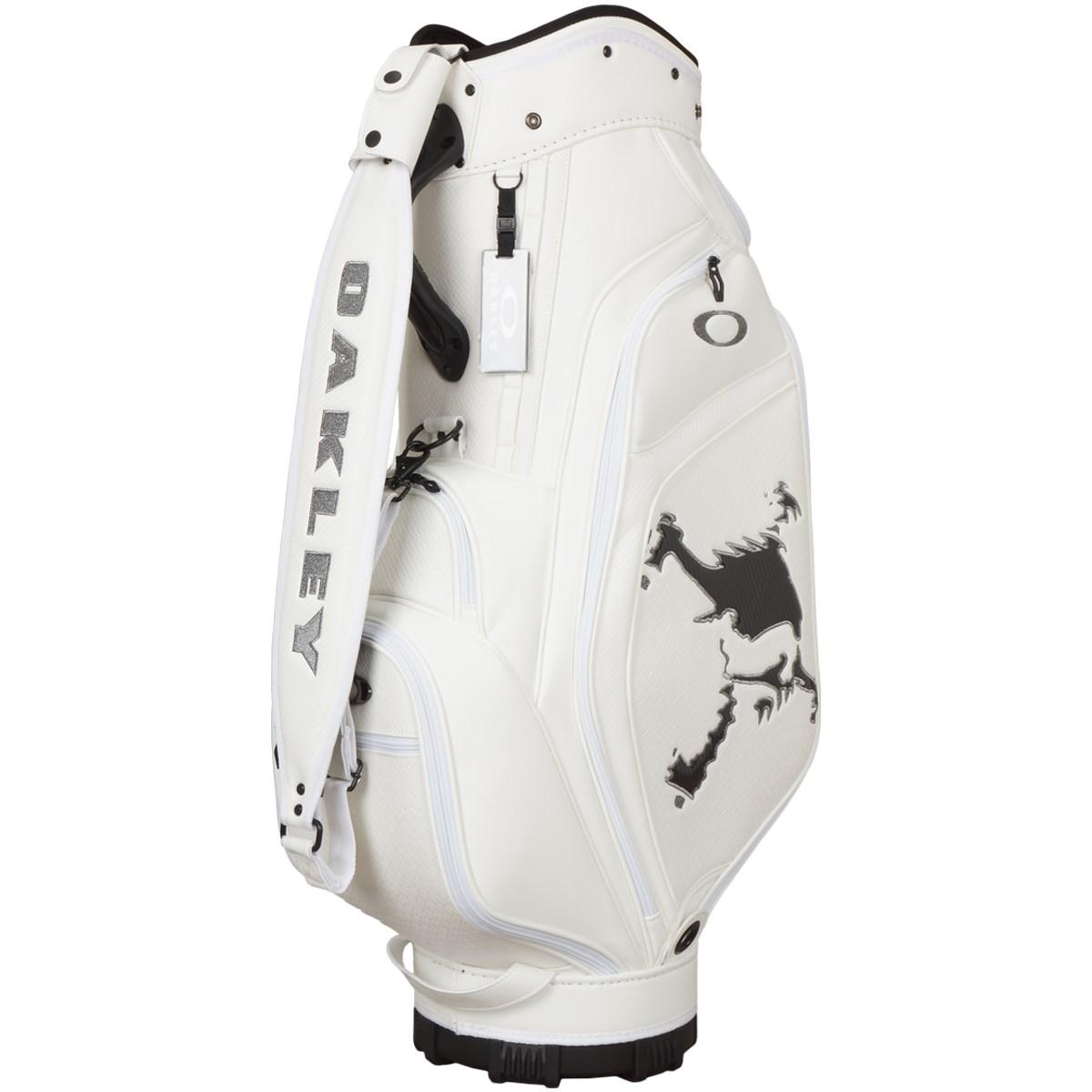 オークリー Skull スカル ゴルフ キャディバッグ 13.0 ホワイト