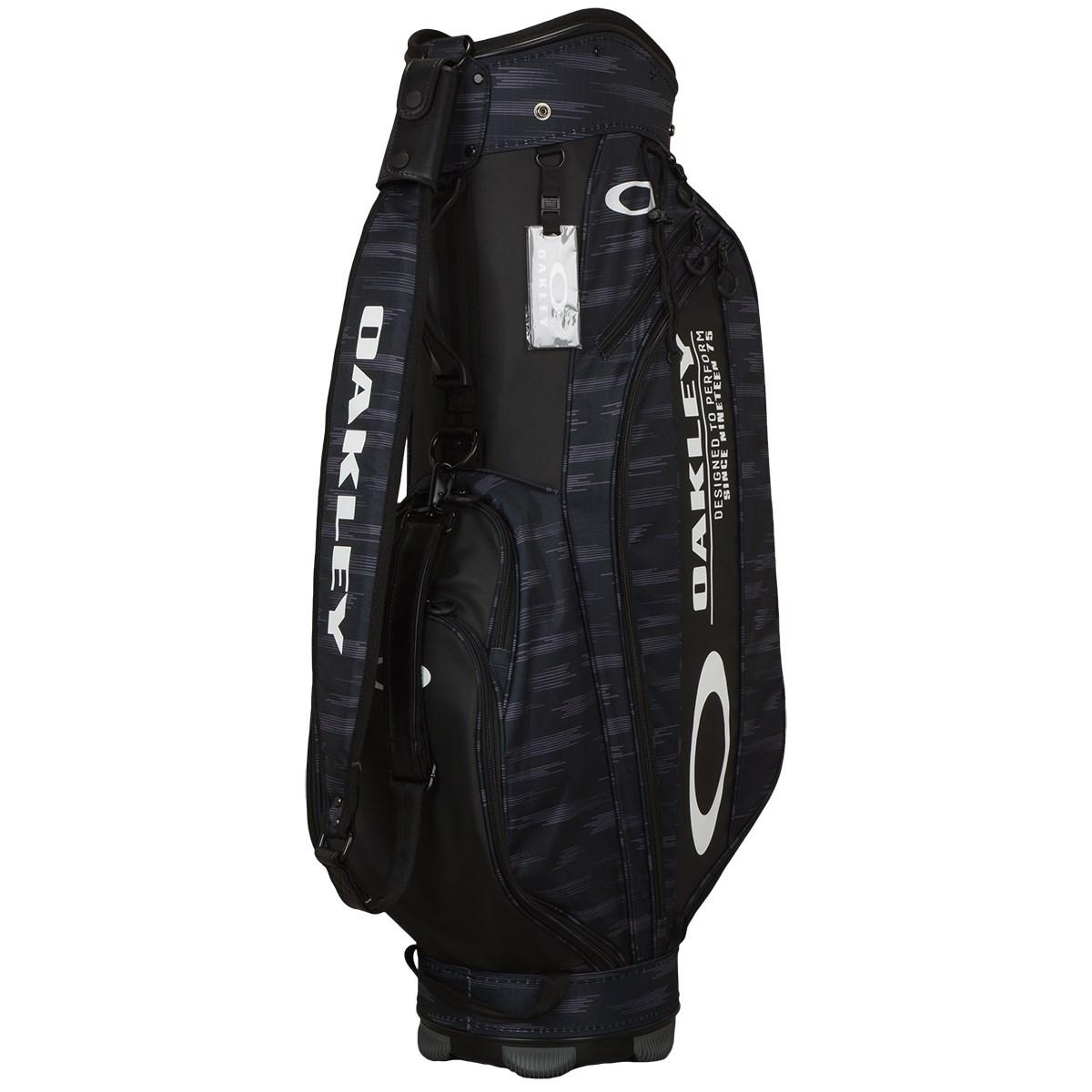 オークリー OAKLEY BG ゴルフ 13.0 キャディバッグ ブラックプリント 00G
