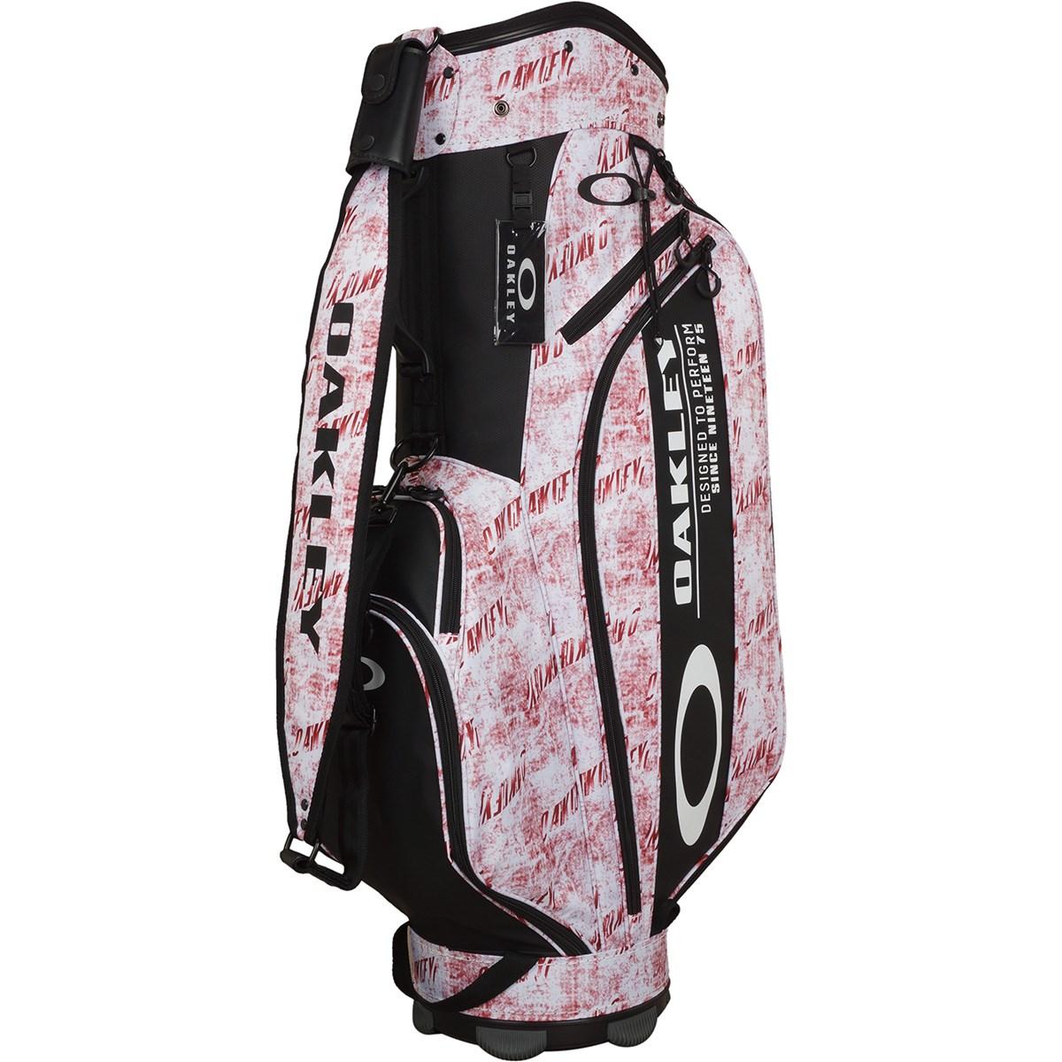 オークリー OAKLEY BG ゴルフ 13.0 キャディバッグ ハイリスクレッド 43A