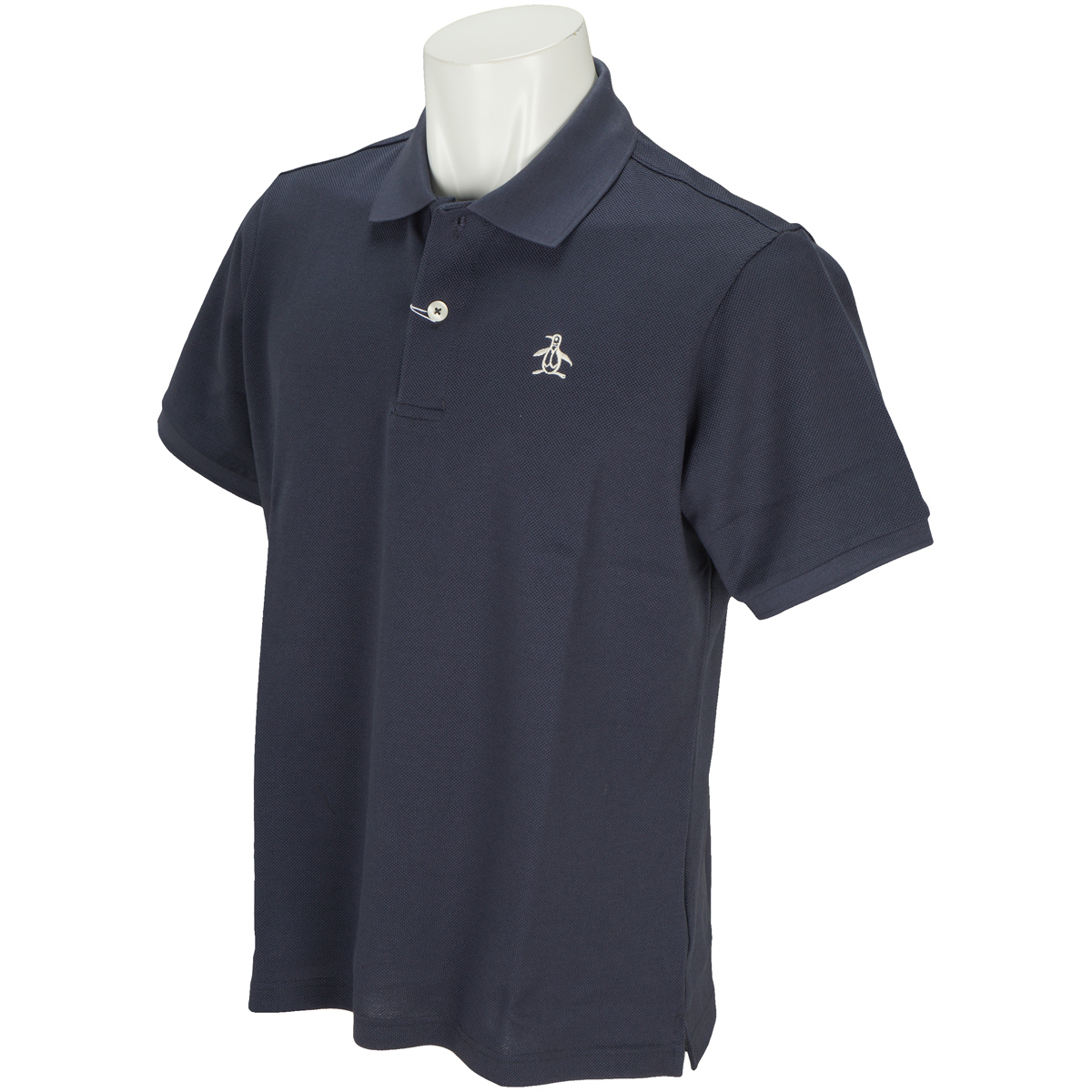 ONE THING 半袖ポロシャツ