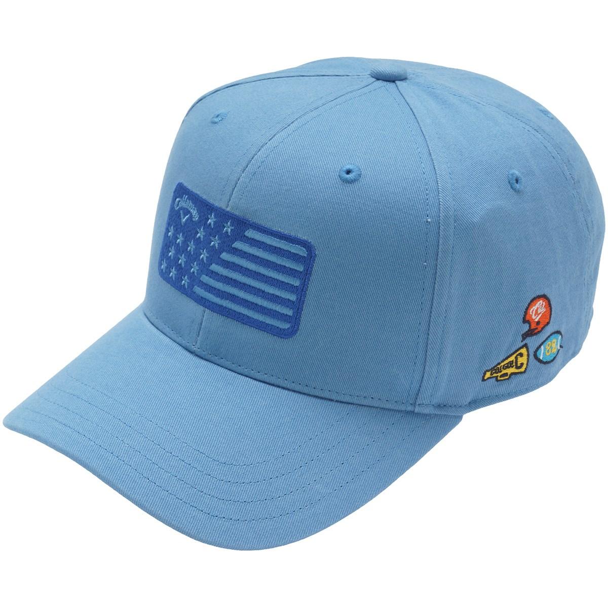 キャロウェイゴルフ(Callaway Golf) ツイルアメリカ国旗キャップ