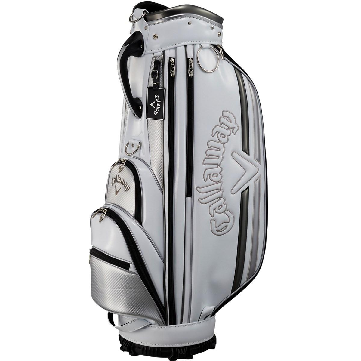 キャロウェイゴルフ Callaway Golf BG CT SOLID JM キャディバッグ ホワイト