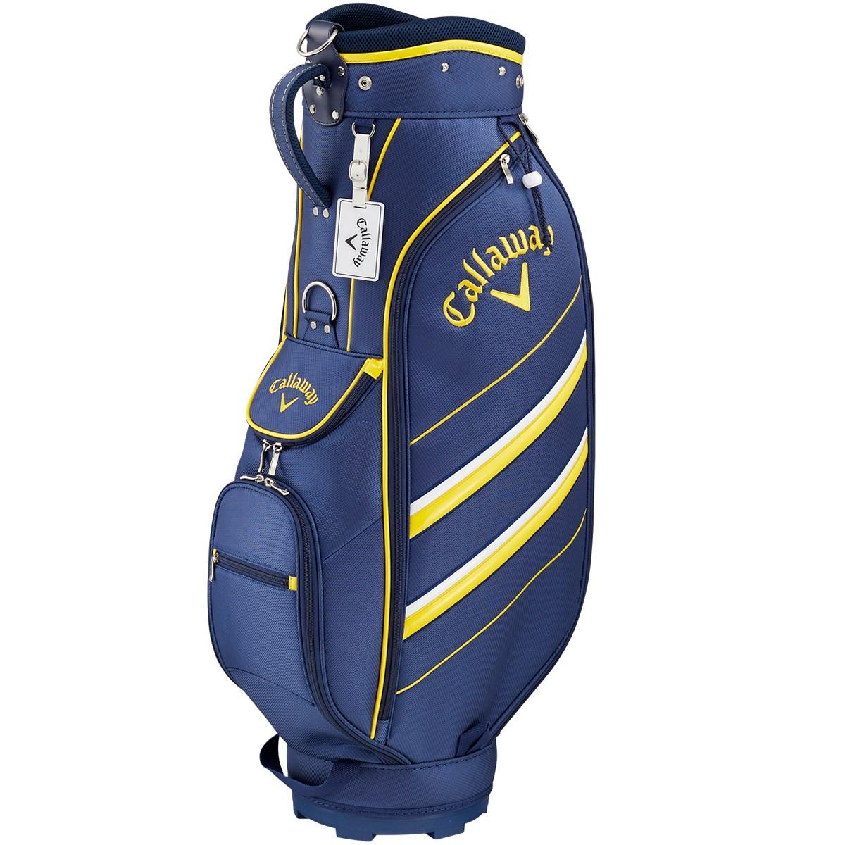 キャロウェイゴルフ Callaway Golf BG CT SPORT JM キャディバッグ ネイビー レディス